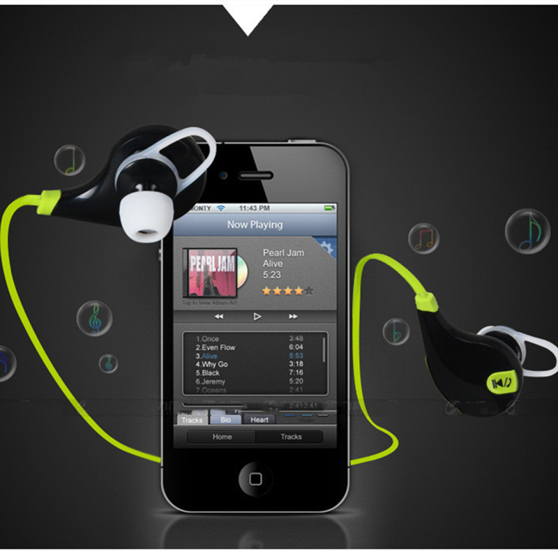 GQ7 bluetooth earphone