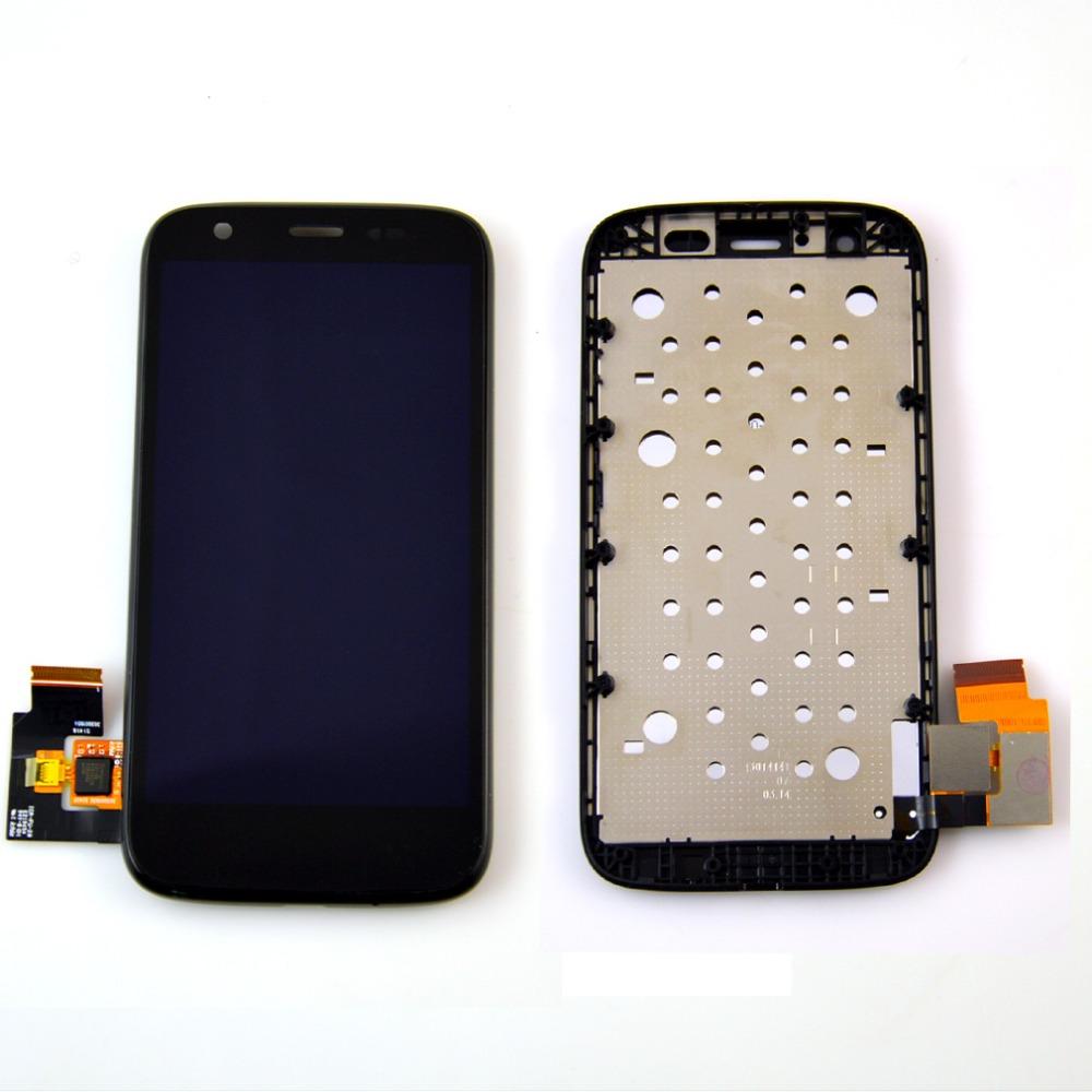 Motorola G LCD