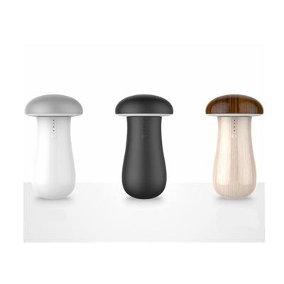 2-in-1 mushroom lamp & power bank